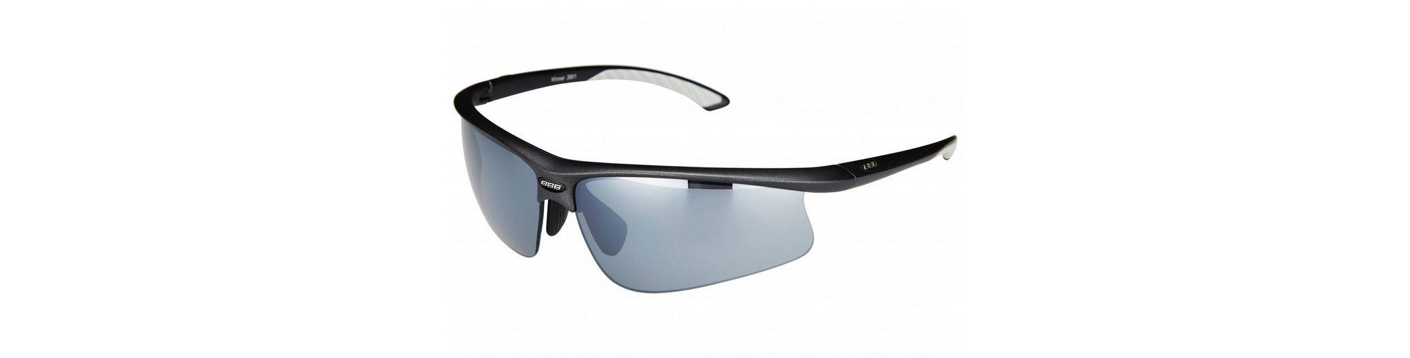 BBB Radsportbrille »Winner BSG-39 Sonnenbrille matt schwarz«