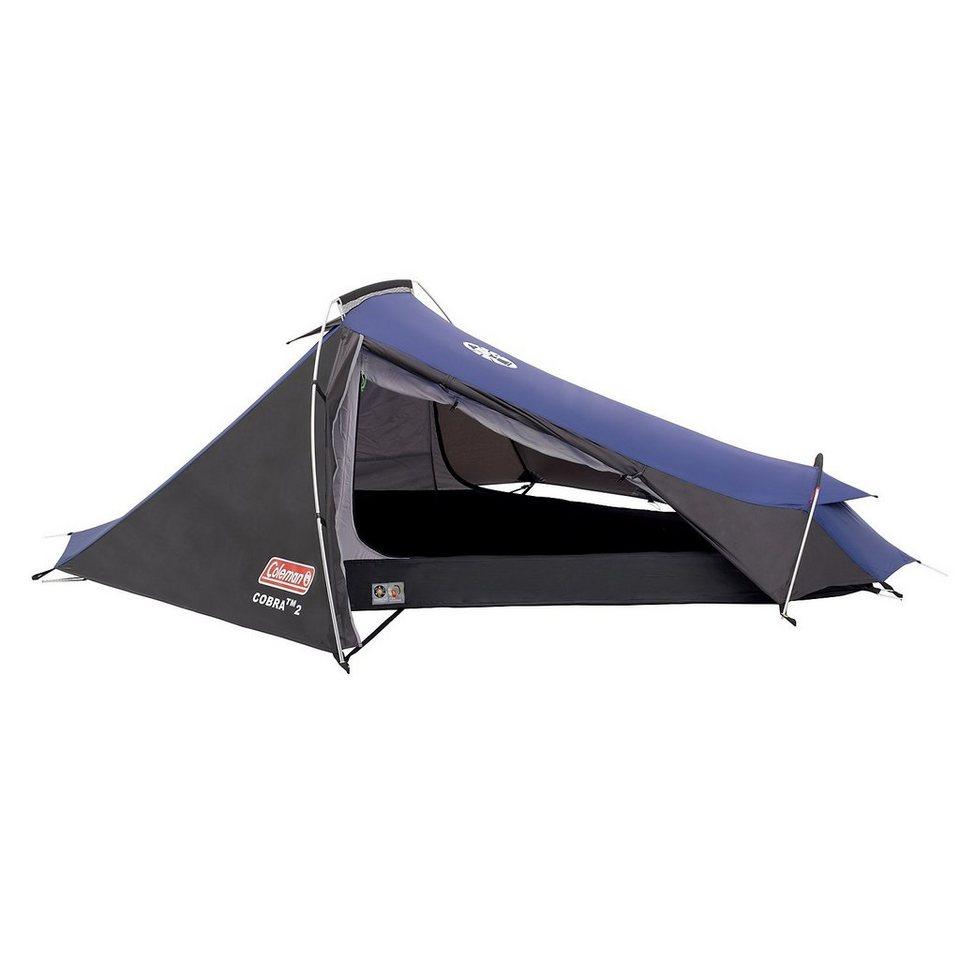 Coleman Zelt »Cobra 2 Tent« in schwarz