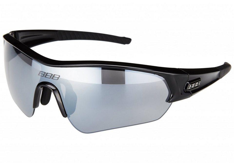 BBB Radsportbrille »Select BSG-43 Sonnenbrille« in schwarz