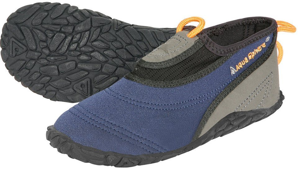 Wassersportschuh, Aqua Sphere, »Beachwalker XP« in blau/orange