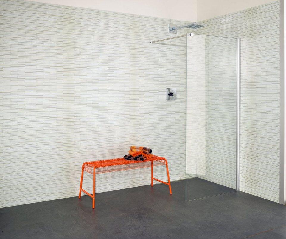 Walk-In Dusche / Duschabtrennung »Relax«, 90 cm