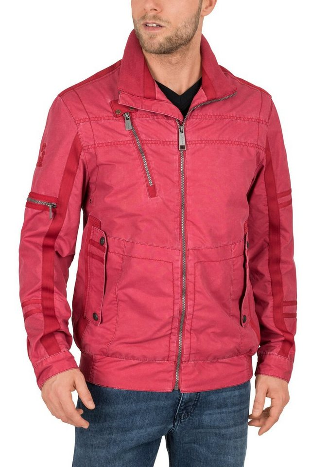 Redpoint Blouson »Ozzy« in red