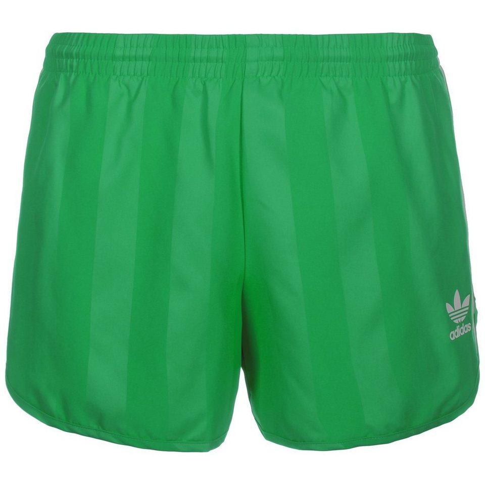 adidas Originals Football Short Herren in grün / weiß