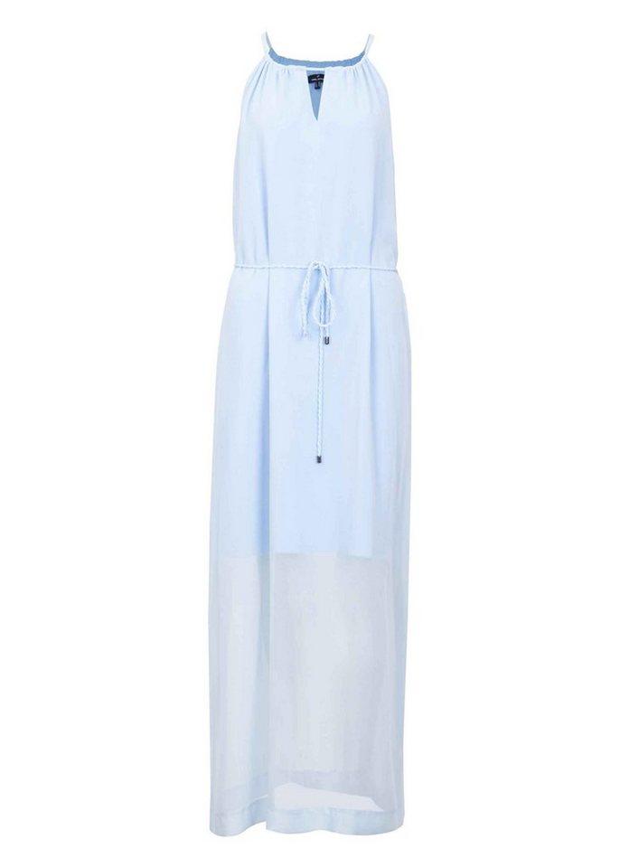 Daniel Hechter Sommerliches Kleid »Rougeatre« in sea blue