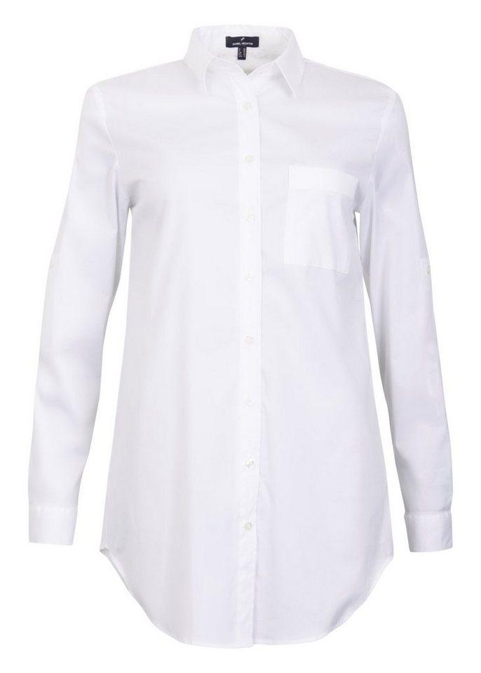 Daniel Hechter Bluse »Clairette« in white