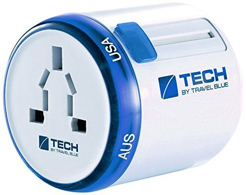 "Travel Blue Universal-Reiseadapter ""Twist and Slide"""