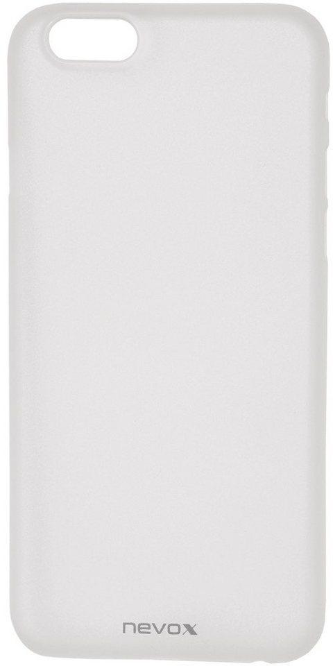 nevox Ultradünnes Polypropylen Cover für das iPhone 6/6s »StyleShell Air« in weiß