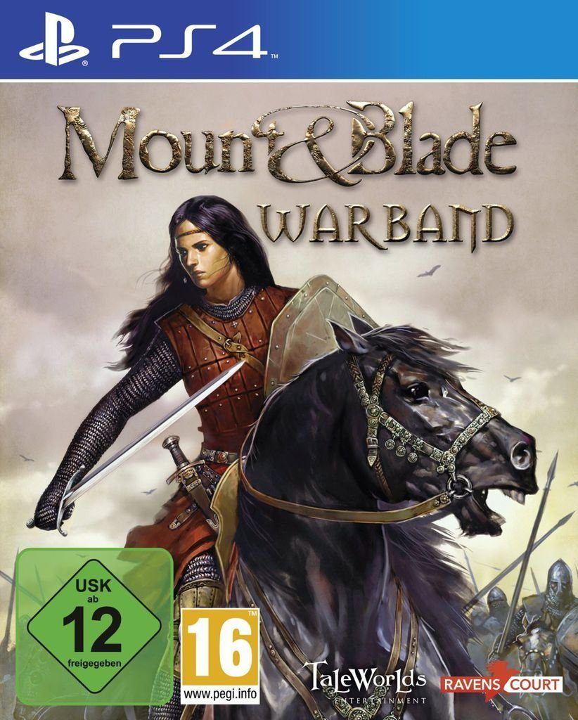 Koch Media Playstation 4 - Spiel »Mount & Blade: Warband (HD)«