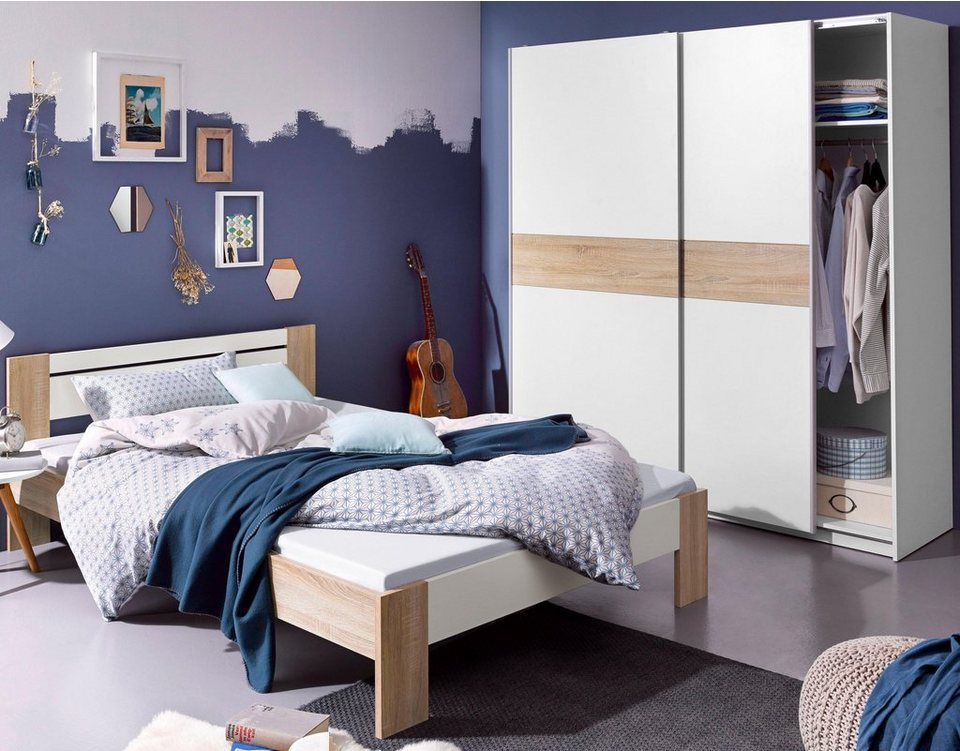 komplett schlafzimmer schlafzimmer sets kaufen otto. Black Bedroom Furniture Sets. Home Design Ideas