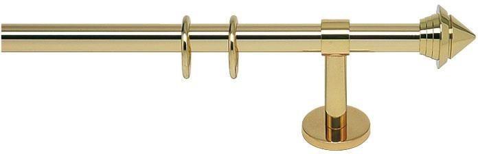 gardinenstange atlanta indeko 20 mm 1 l ufig. Black Bedroom Furniture Sets. Home Design Ideas