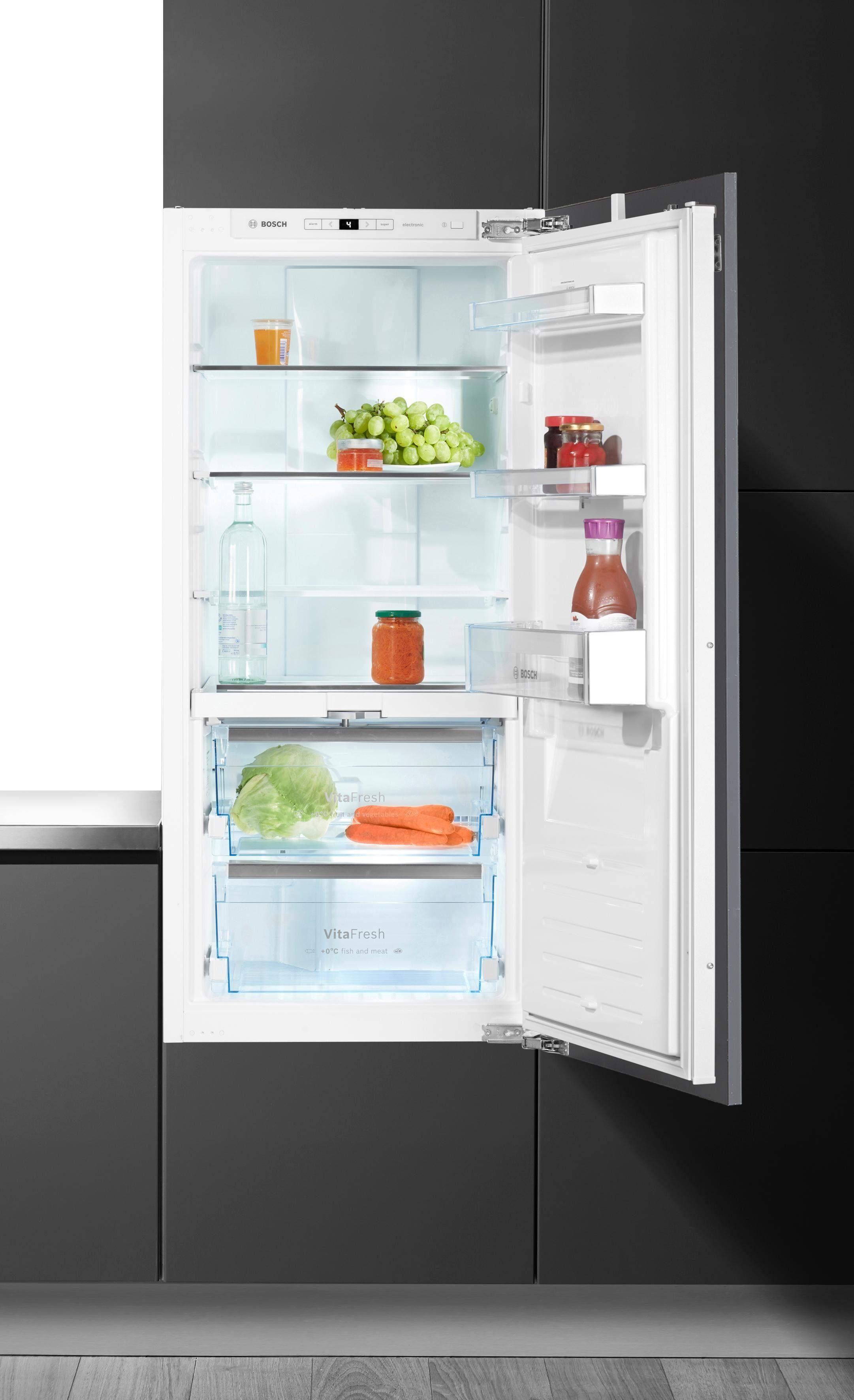 Bosch Integrierbarer Einbau-Kühlautomat KIF41AF30, A++, 122,5 cm hoch