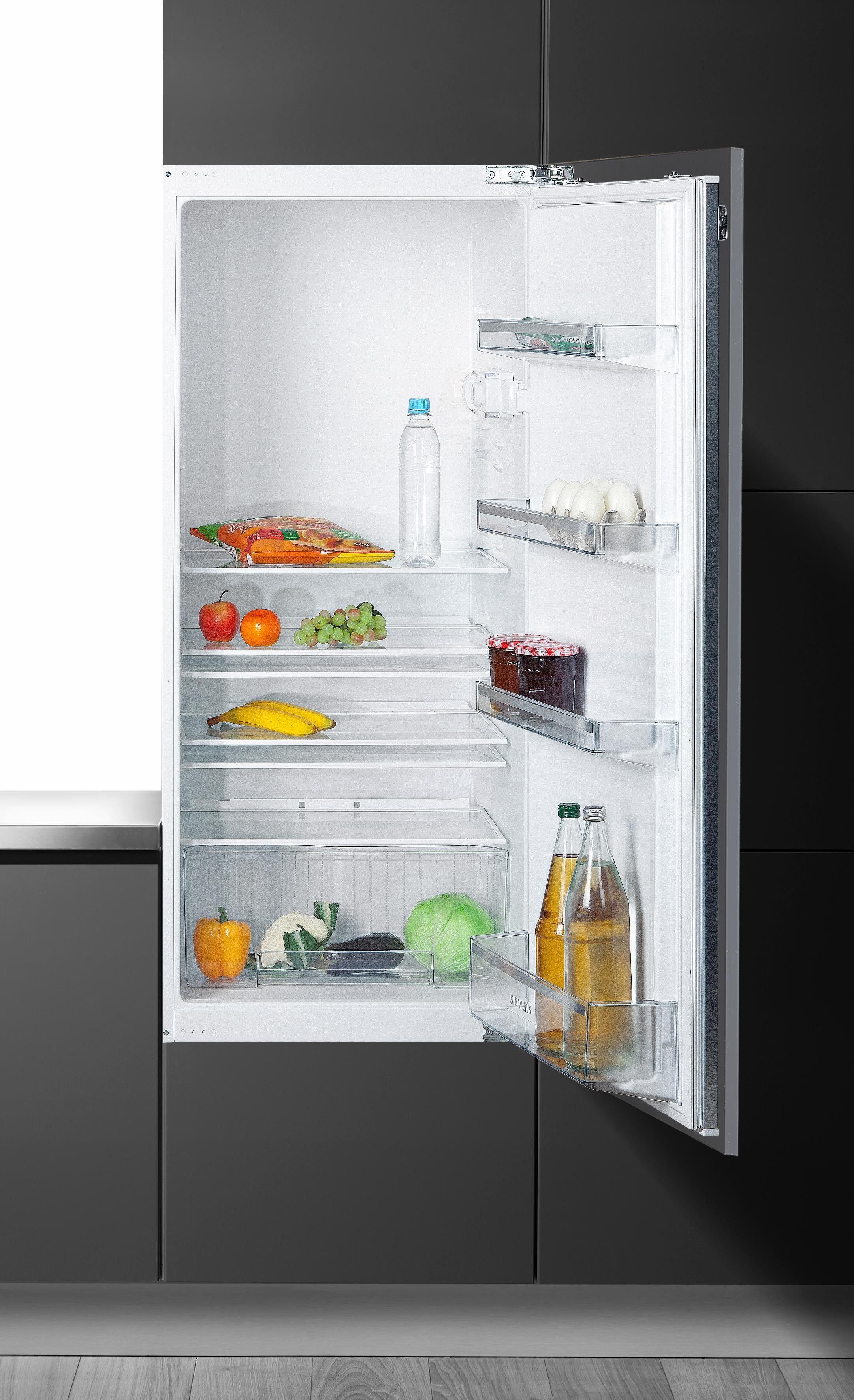 SIEMENS Einbaukühlschrank KI24RV60, 122,1 cm hoch, 56 cm breit, A++, 122,5 cm, mit Abtauautomatik, integrierbar