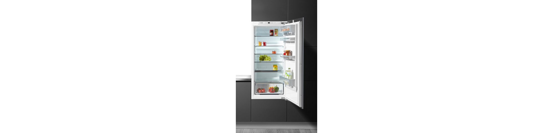 Bosch Integrierbarer Einbau-Kühlautomat KIR41AD40, A+++, 122,5 cm hoch