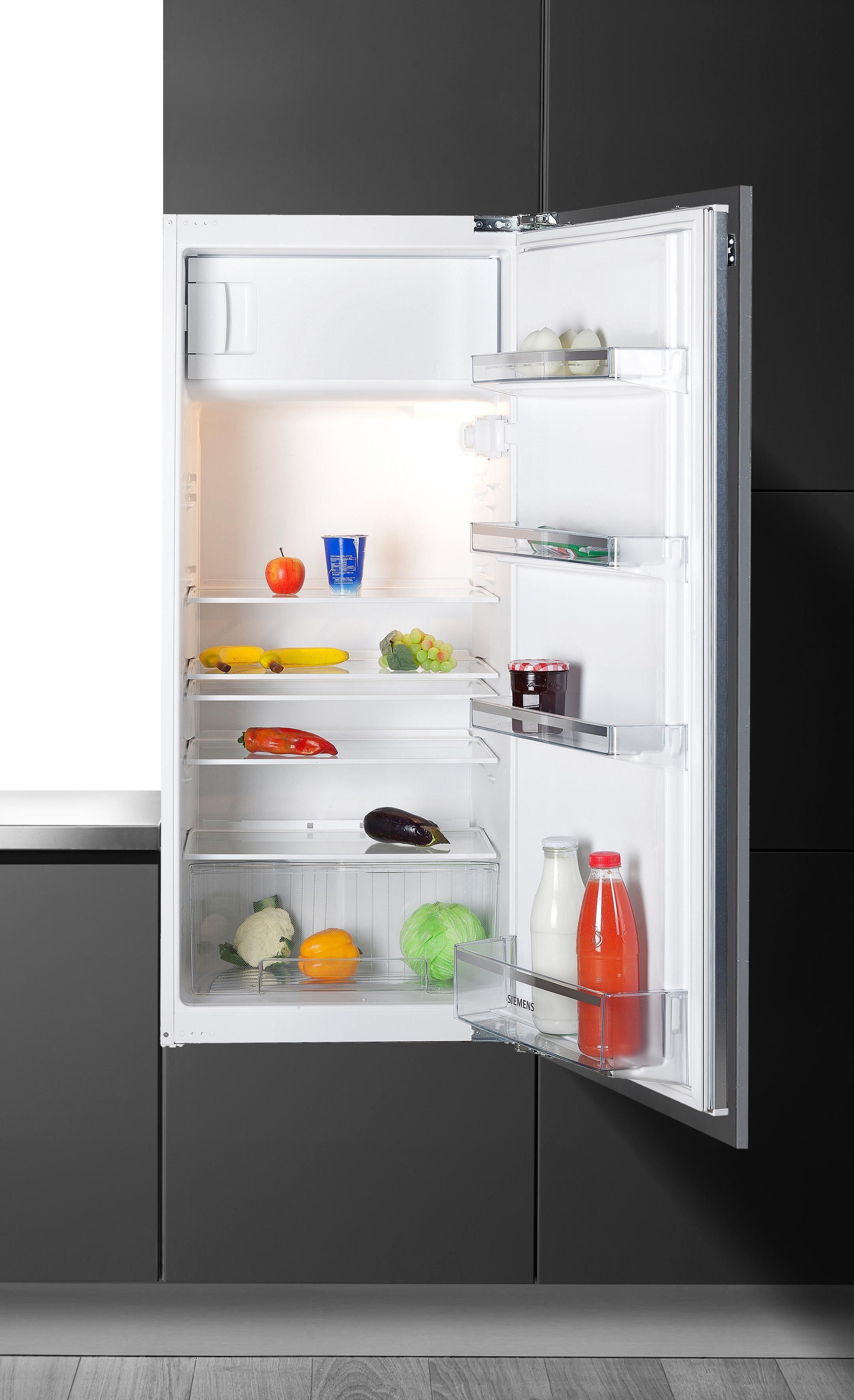 Siemens integrierbarer Einbau-Kühlschrank KI24LV60, A++, 122,5 cm, mit Gefrierfach
