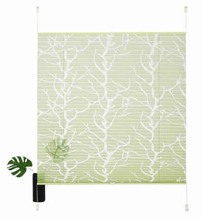 plissee pattana my home lichtschutz ohne bohren verspannt - Plissee Mit Muster