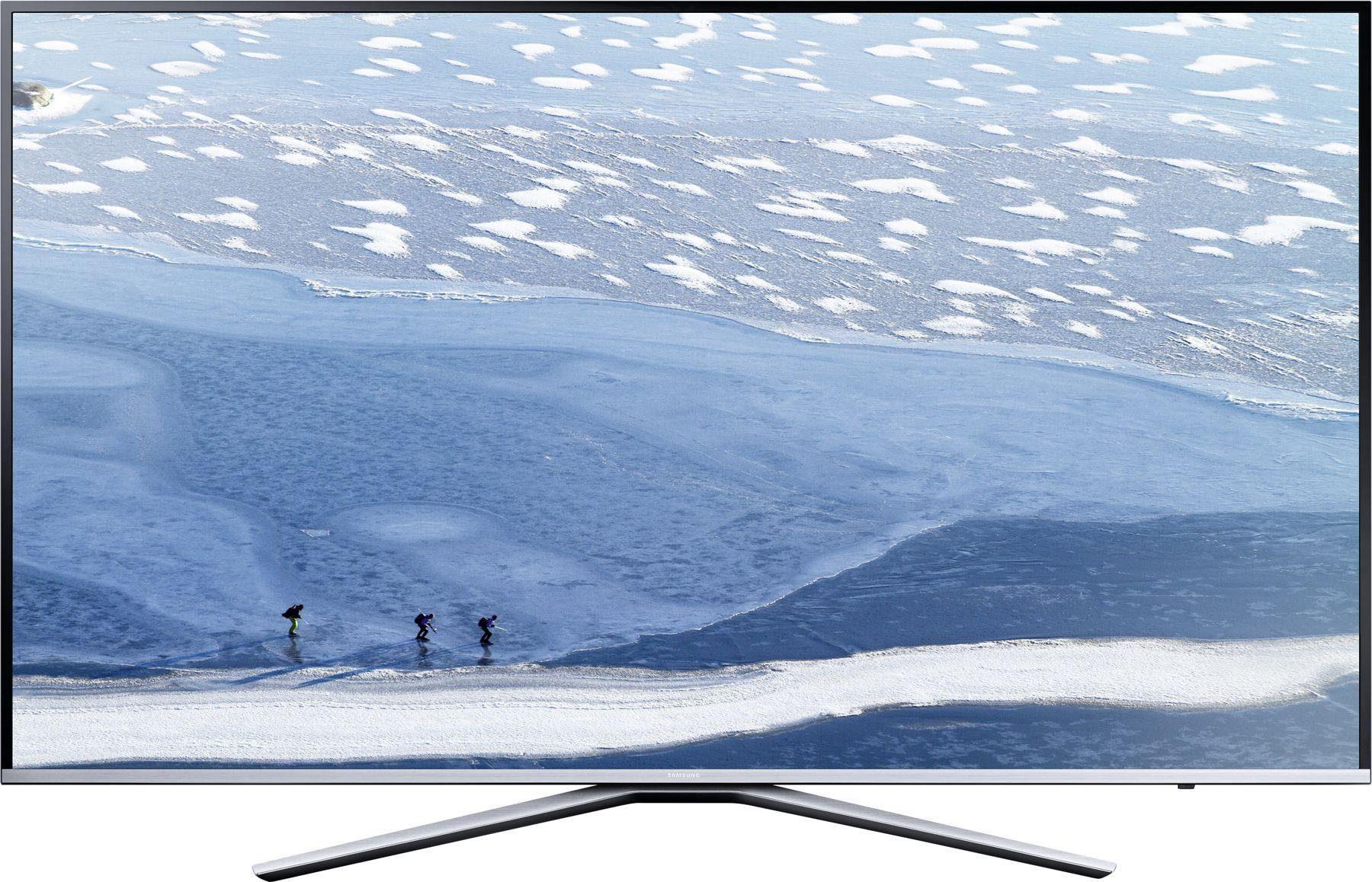 Samsung UE40KU6409UXZG, LED Fernseher, 100 cm (40 Zoll), 2160p (4K Ultra HD), Smart-TV