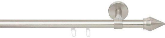 Gardinenstange »Cheops«, indeko, Ø 20 mm, 1-läufig, Wunschmaßlänge