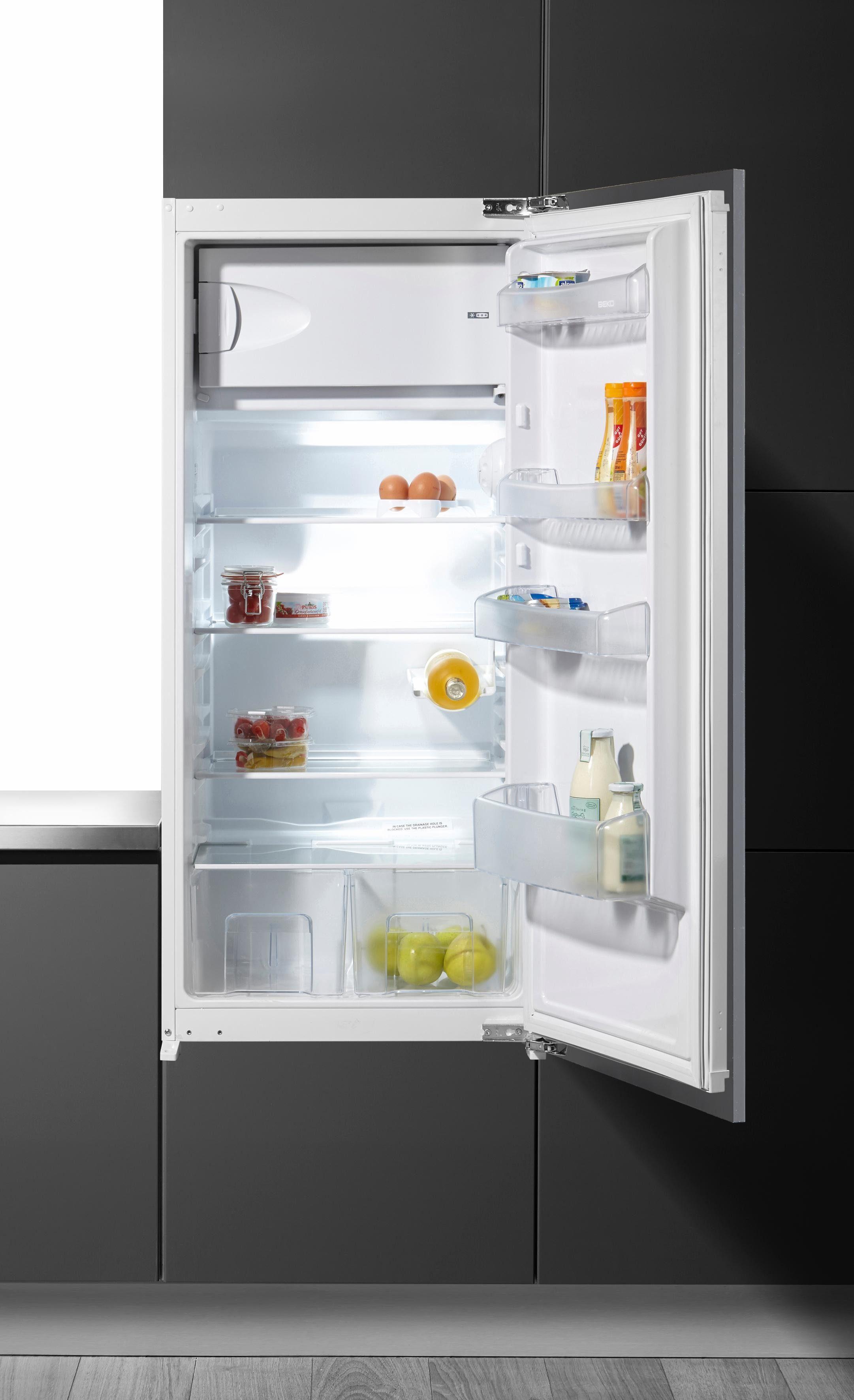Beko Integrierbarer Einbaukühlschrank RBI 2302 F, A++
