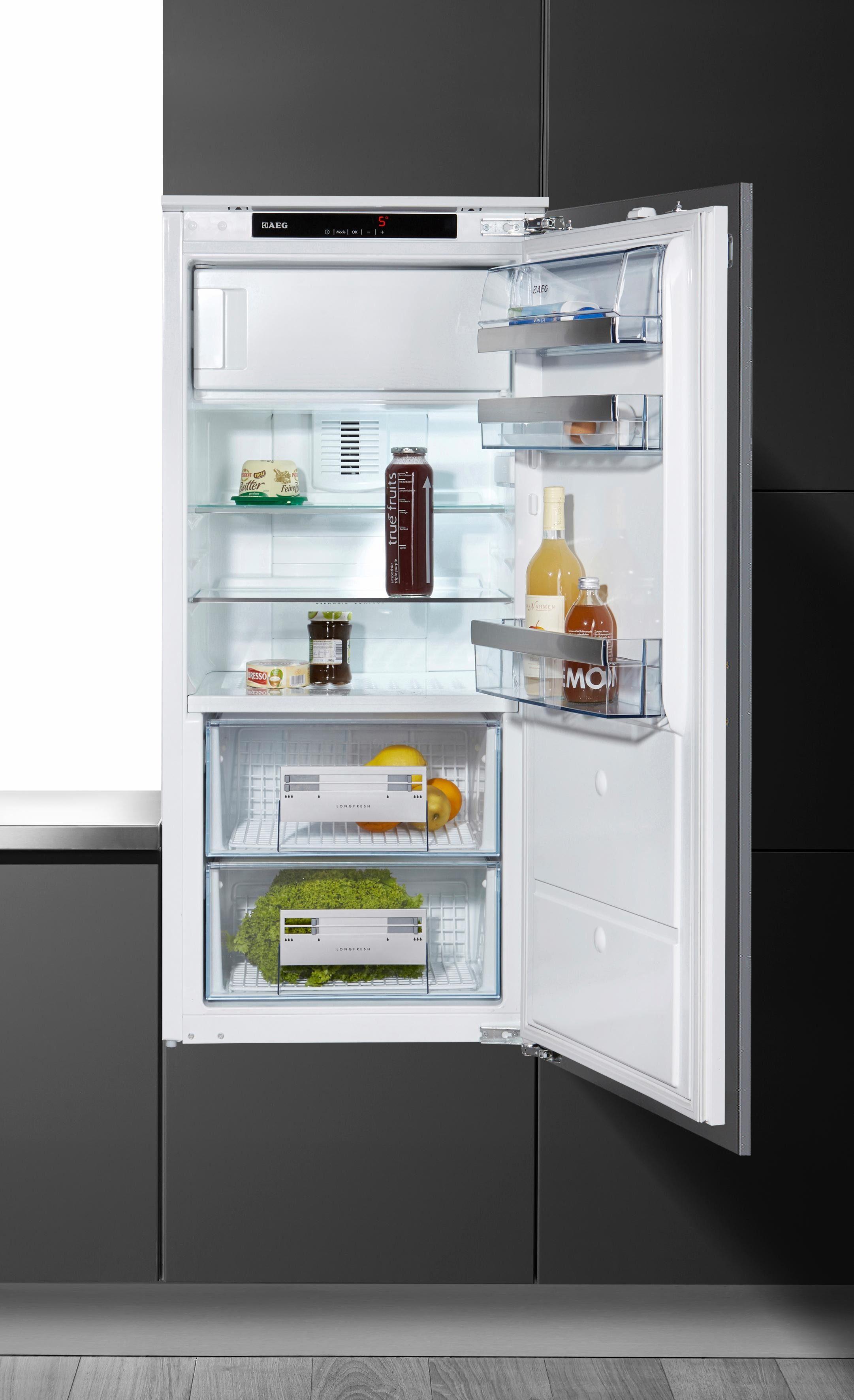 AEG integrierbarer Einbau-Kühlschrank »SANTO KZ81240F0«, A++, 121,9 cm