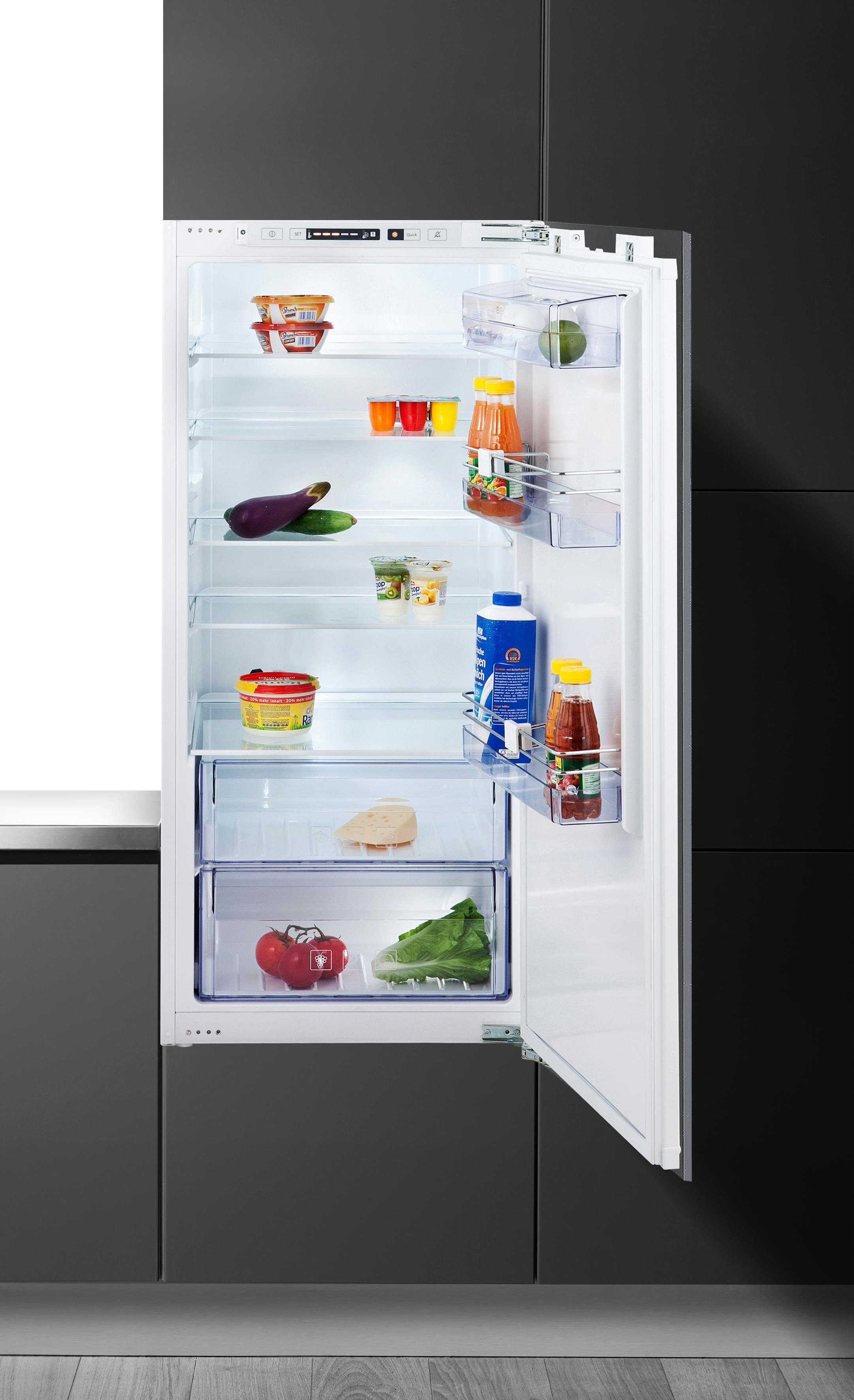 Beko integrierbarer Einbaukühlschrank BSS 123000, A++, 122,5 cm