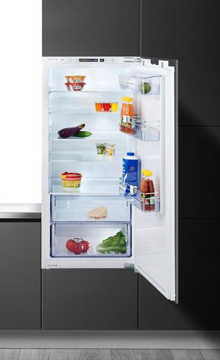 BEKO Einbaukühlschrank BSS 123000, 122,5 cm hoch, 55,6 cm breit, A++, 122,5 cm, integrierbar