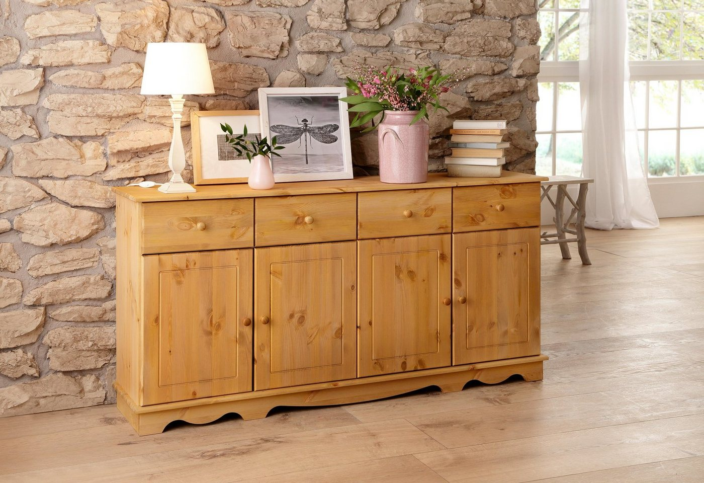 Sideboards und Kommoden - Home affaire Sideboard »Chelsea«  - Onlineshop OTTO