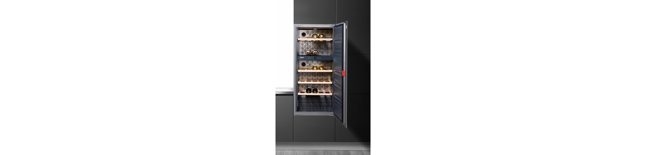 Liebherr Einbau-Weintemperierschrank integrierbar WTI 2050-23, Energieklasse A