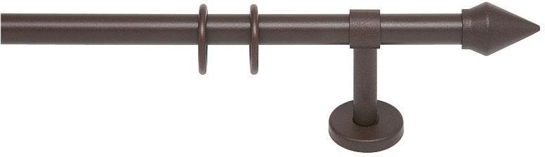 gardinenstange cheops indeko 20 mm 1 l ufig. Black Bedroom Furniture Sets. Home Design Ideas
