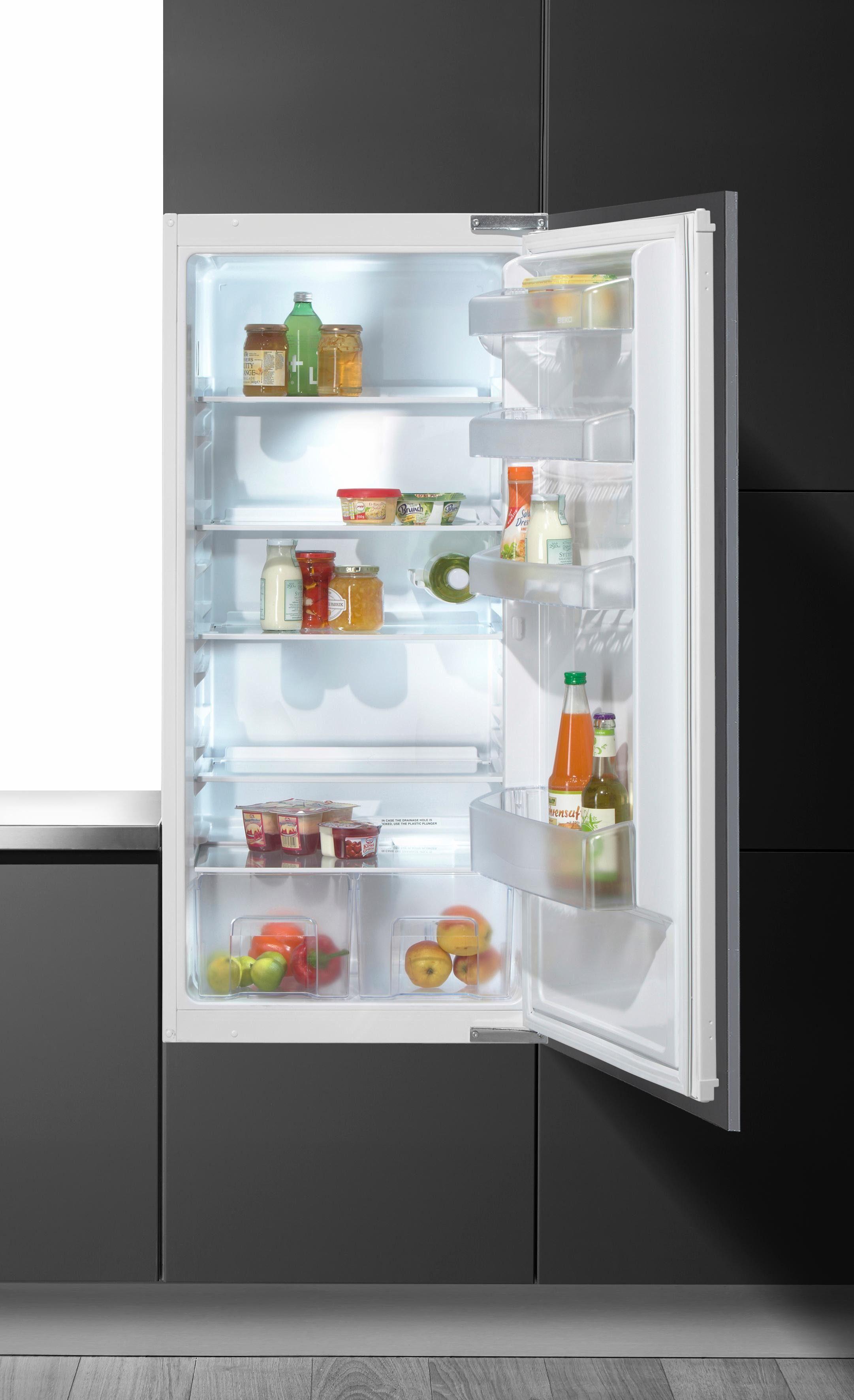 Beko integrierbarer Einbaukühlschrank »LBI 2201«, A+, 121,6-122,9 cm