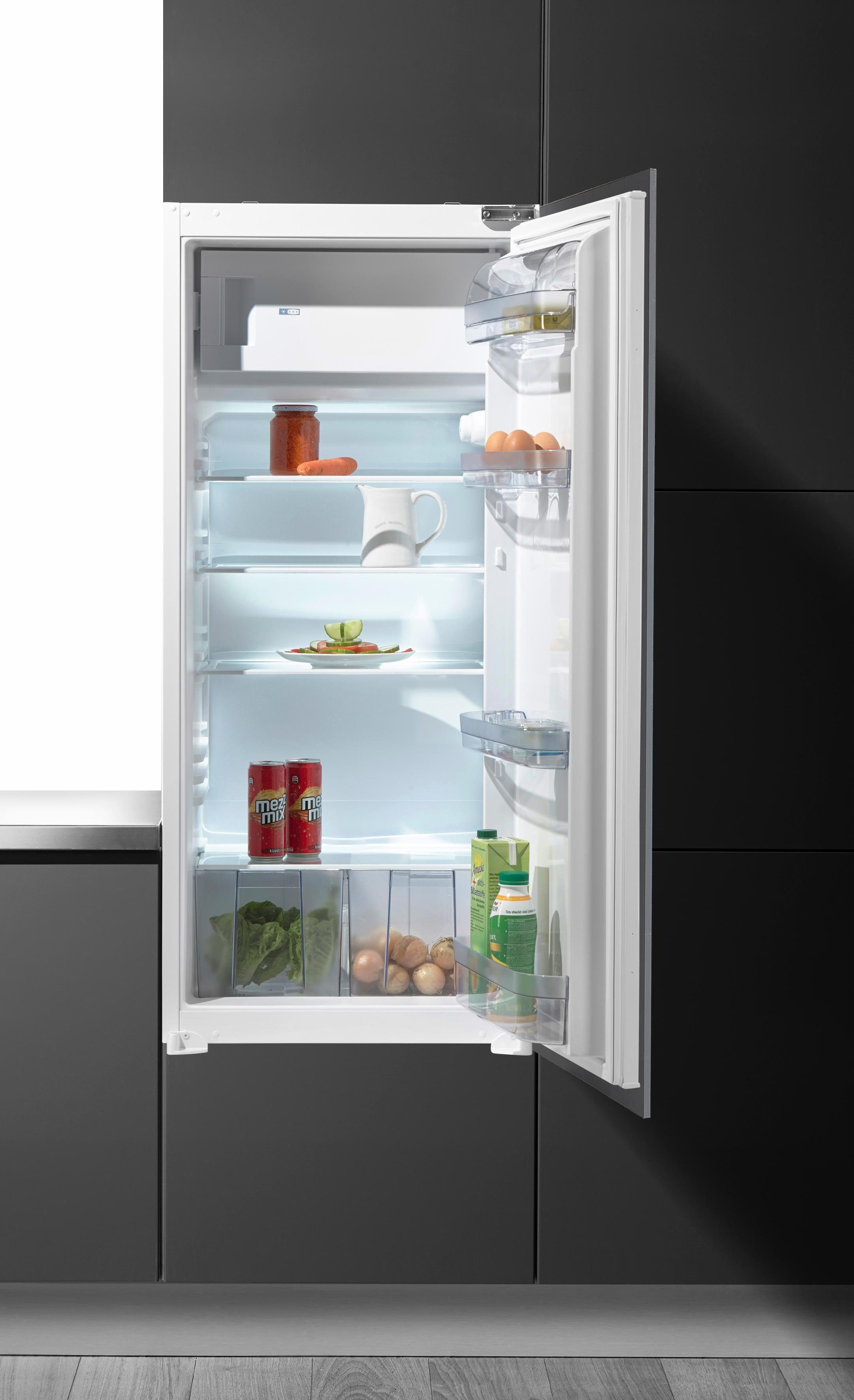 Vestfrost Einbaukühlschrank VKSE 102400 SA++ G, A++, 122,5 cm hoch