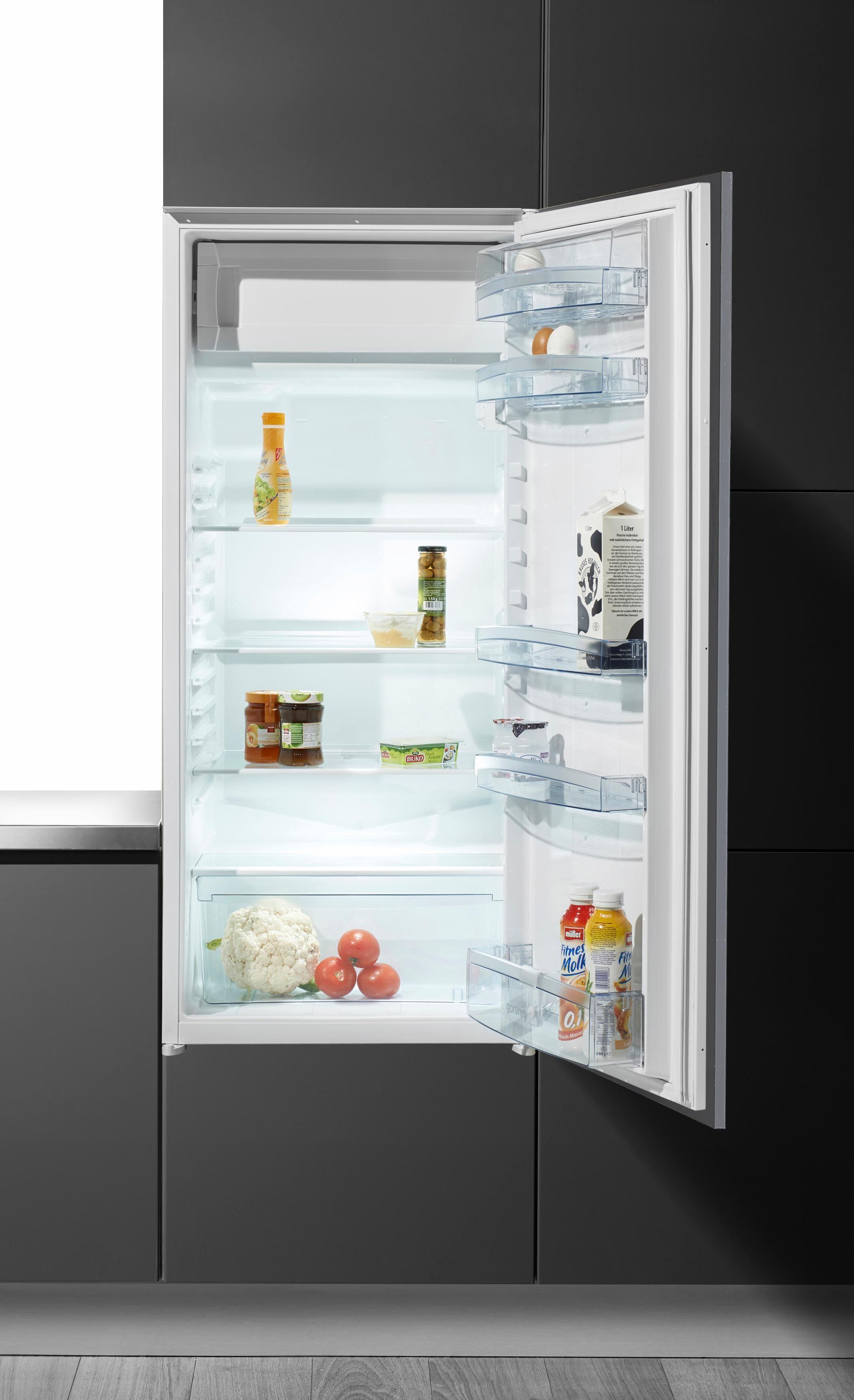 Gorenje Integrierbarer Einbau-Kühlschrank RBI 4121 AW, A+, für 123er Nische