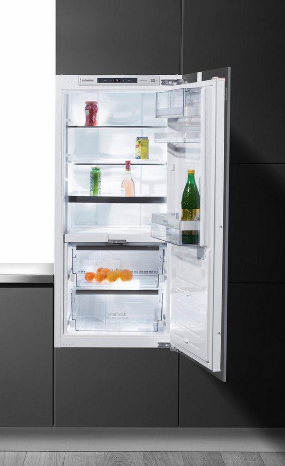 Siemens Einbau-Kühlautomat iQ700 KI41FAF30, A++, 122,1 cm, vitaFresh Boxen