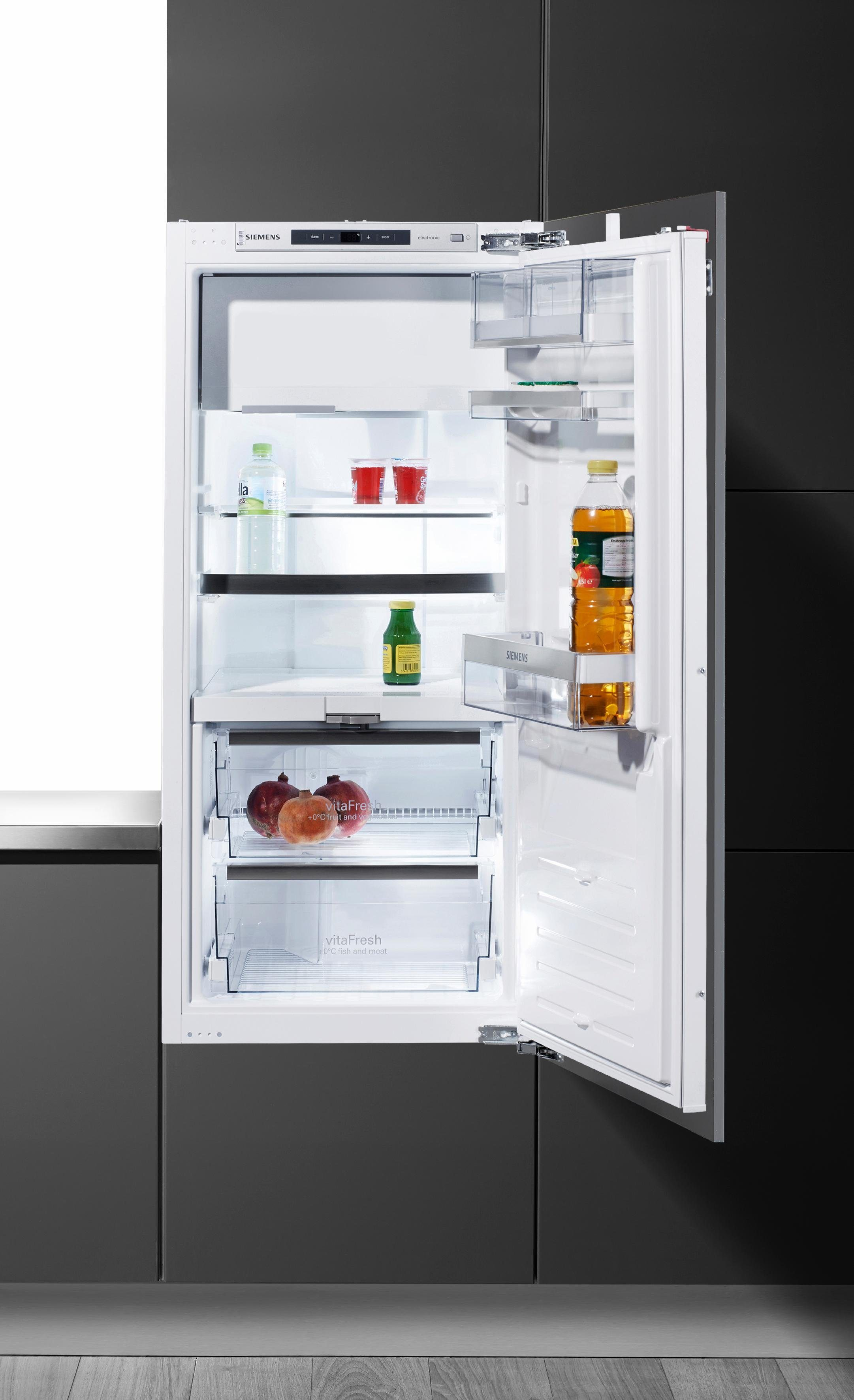 Siemens Einbau-Kühlautomat iQ700 KI42FAD30, A++, 122,5 cm