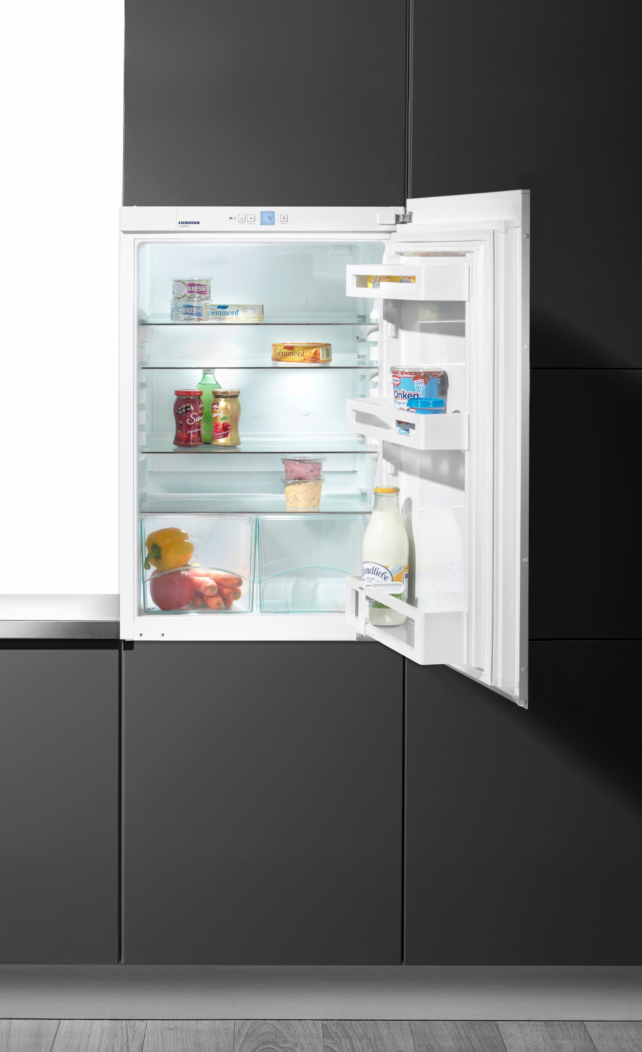 Liebherr dekorfähiger Einbau-Kühlschrank EK 1610-20, A++, 88er Nische