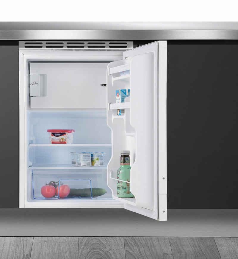 Amica Einbaukühlschrank UKS 16147, 81,5 cm hoch, 49,5 cm breit, unterbaufähig