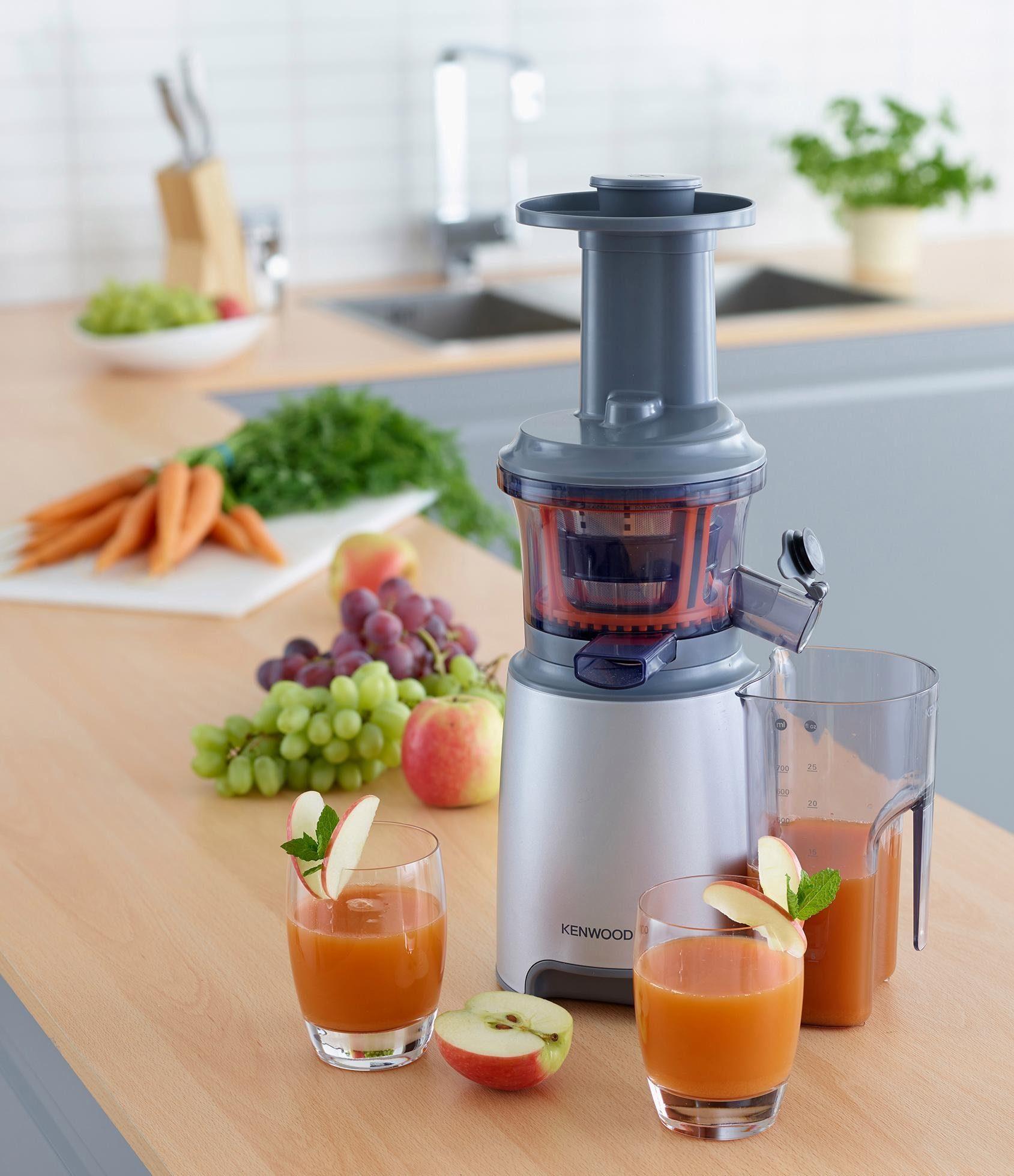 KENWOOD Slow Juicer JMP 600 SI, 150 W, 150 Watt