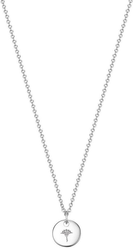 Kette mit Anhänger, »JP-M TWIST, JPNL90770A420« in Silber 925