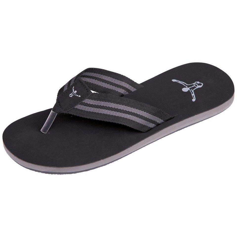 Chiemsee Sandale »KEANU« in black