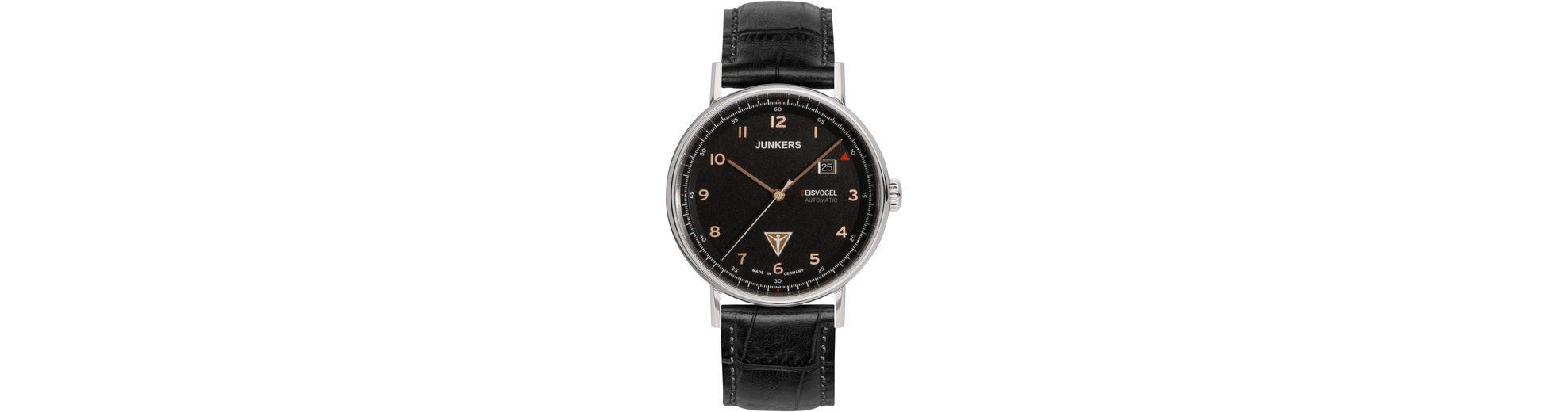 Junkers-Uhren Automatikuhr »EISVOGEL F13, 6754-5« Made in Germany