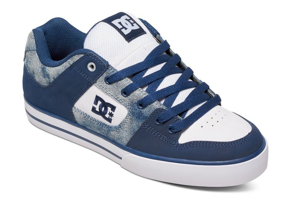 DC Shoes Low top »Pure SE« in Denim