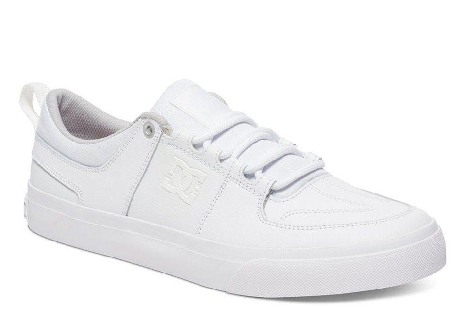 DC Shoes Schuhe »Lynx Vulc« in white