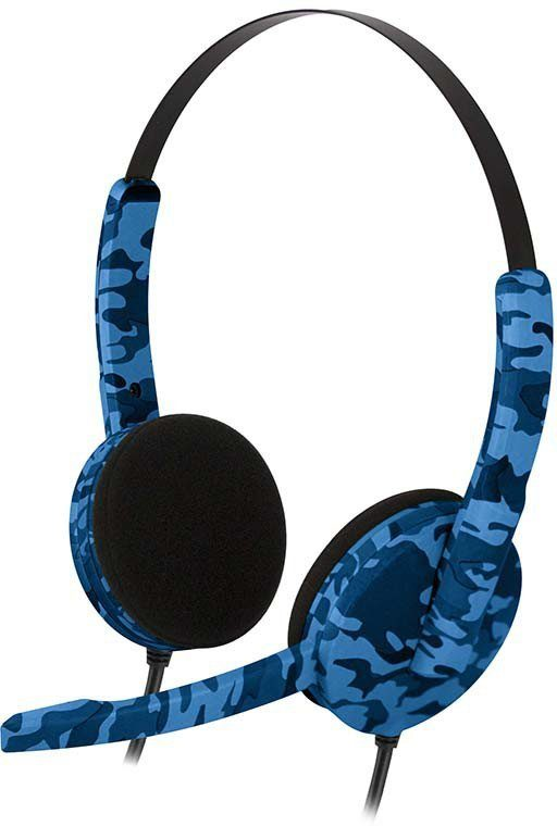 BIGBEN Stereo Gaming Headset blau »PS4«