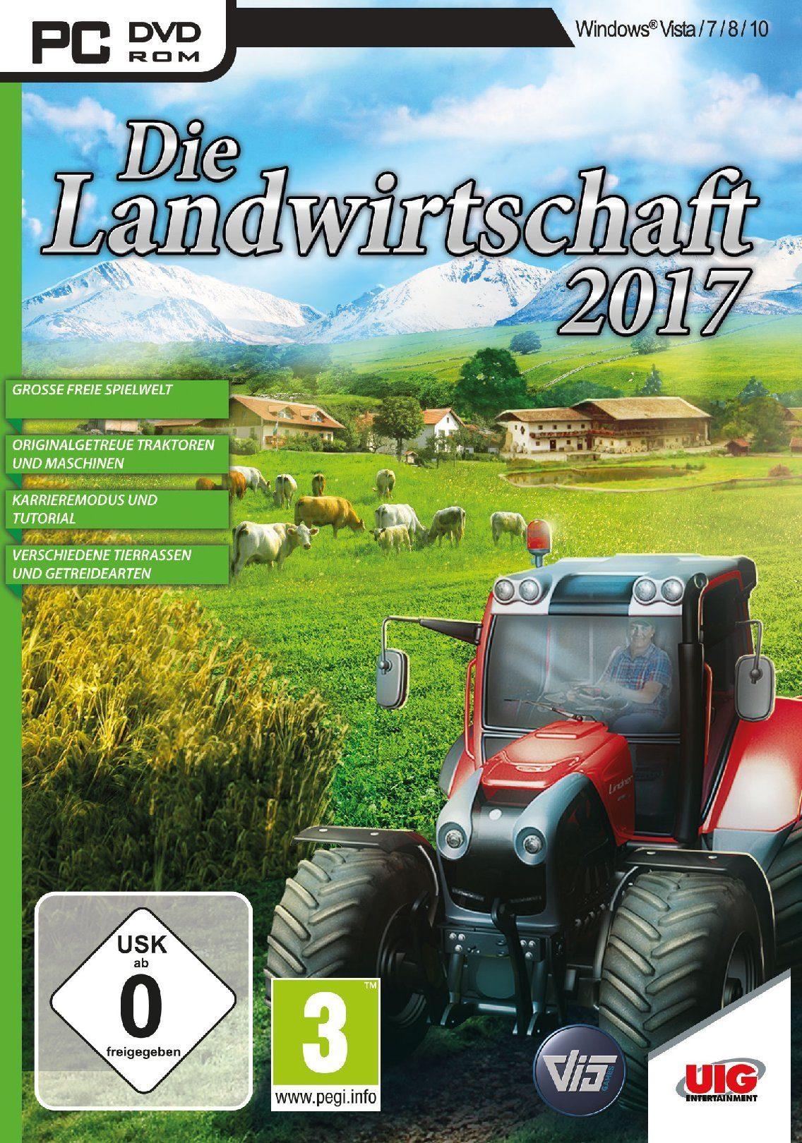 UIG Die Landwirtschaft 2017 »PC«
