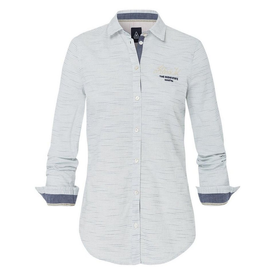 Gaastra Hemdbluse in weiß