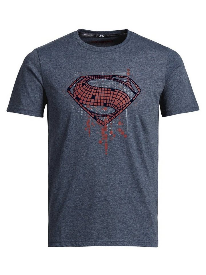 Jack & Jones Batman v Superman T-Shirt in Navy Blazer