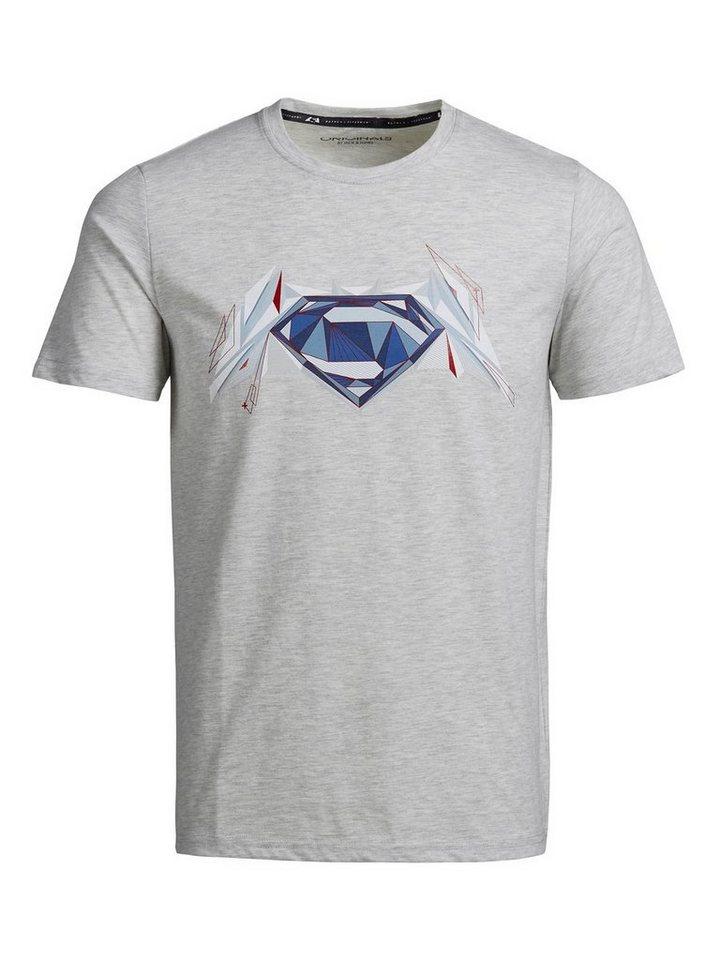 Jack & Jones Batman v Superman T-Shirt in White
