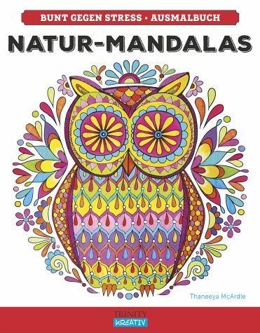 Broschiertes Buch »Natur-Mandalas«