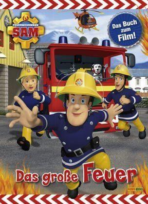 Gebundenes Buch »Feuerwehrmann Sam: Das große Feuer«