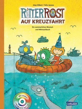 Gebundenes Buch »Ritter Rost auf Kreuzfahrt / Ritter Rost...«