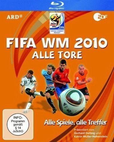 Blu-ray »FIFA WM 2010 - Alle Tore«